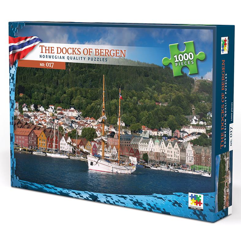 Norwegian puzzle 17