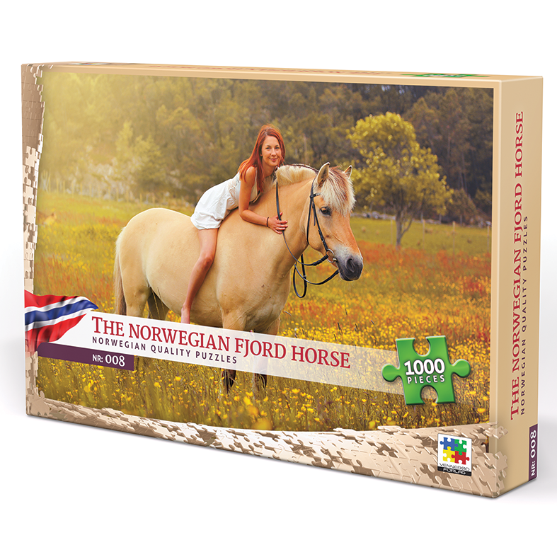 The norwegian fjord horse puzzle