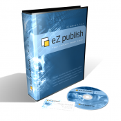 eZ publish software.