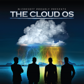 The Cloud OS plakat.